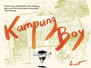 Kampung Boy  by LAT (Mohammad Nor Khalid)
