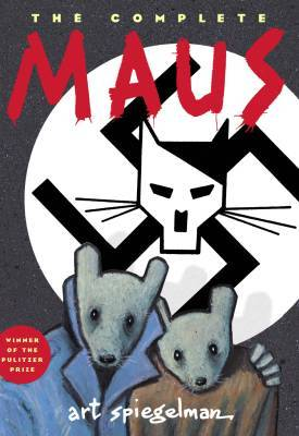 The Complete Maus  by Art Spiegelman cover