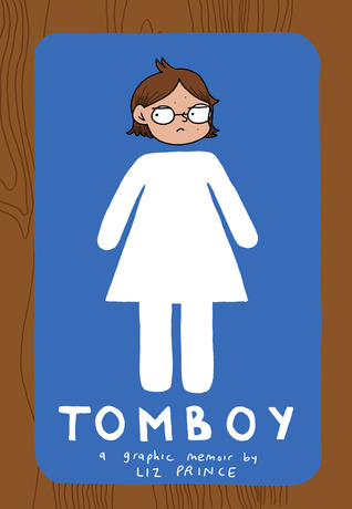 Tomboy  by Liz Prince cover