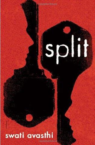 Split by Swati Avasthi cover