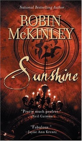 Sunshine by Robin McKinley cover