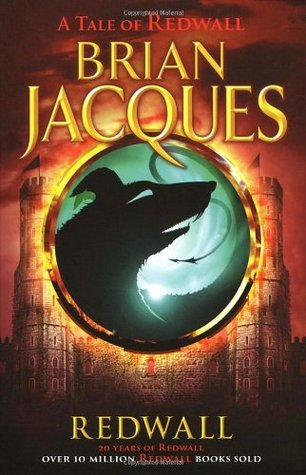 Redwall By Brian Jacques cover
