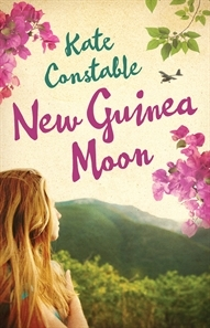 New Guinea Moon byKate Constable cover