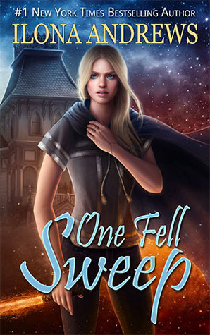 One Fell Sweep by Ilona Andrews cover
