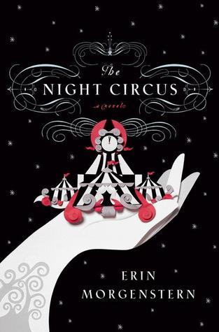 The Night Circus by Erin Morgenstern cover
