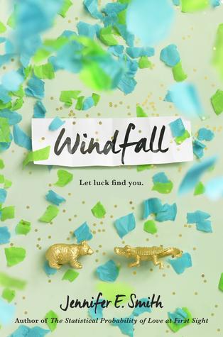 Windfall byJennifer E. Smith cover