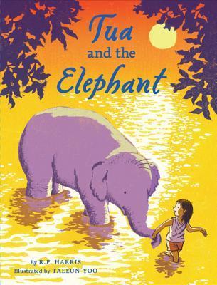 Tua and the Elephant byR.P. Harris cover