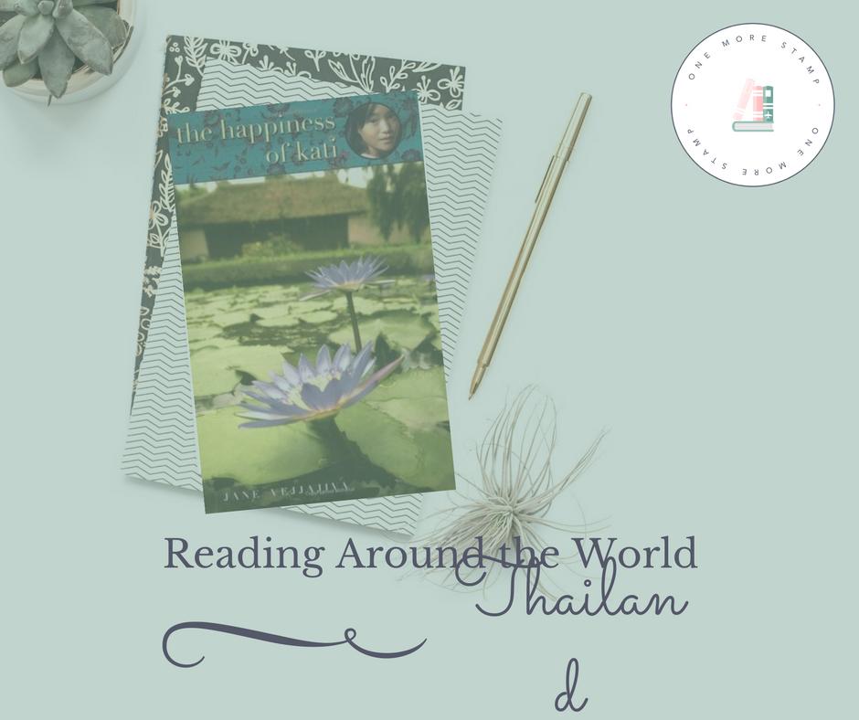 Reading Around the World: Thailand www.onemorestamp.com