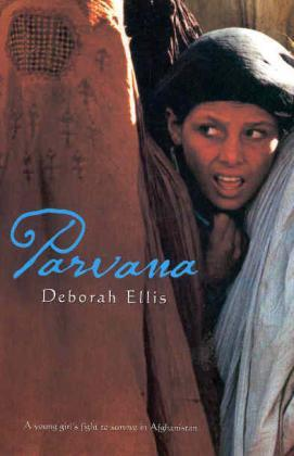 Parvana by Deborah Ellis cover