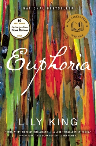 Euphoria byLily Kingcover
