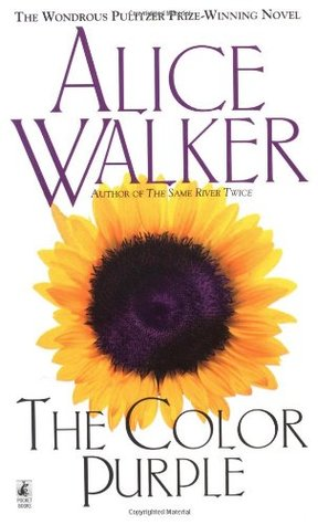 The Color Purple byAlice Walker cover