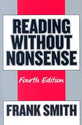 Reading Without Nonsense byFrank Smith cover