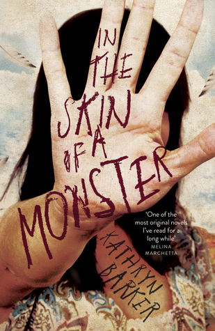 In the Skin of a Monster byKathryn Barker cover