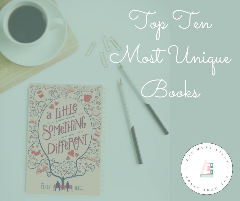 Top Ten Most Unique Books