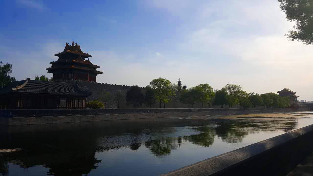 forbidden city china www.onemorestamp.com