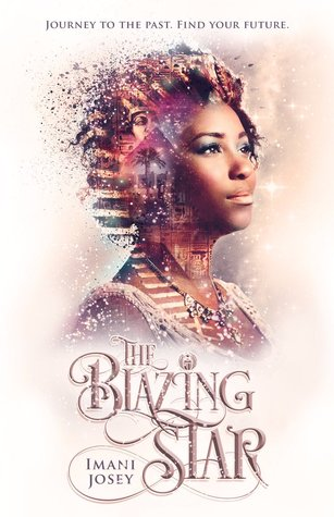 The Blazing Star by Imani Josey cover