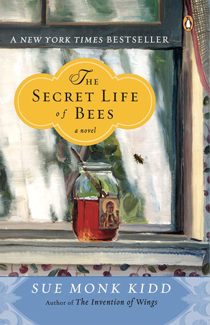 The Secret Life of Bees bySue Monk Kidd cover