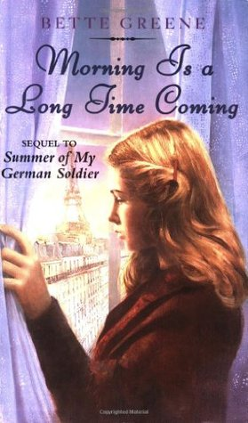 Morning Is a Long Time Coming byBette Greene cover