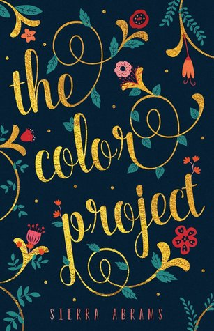 The Color Project by Sierra Abrams cover