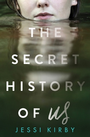 The Secret History of Us by Jessi Kirby cover