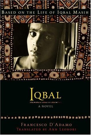 Iqbal byFrancesco D'Adamo cover