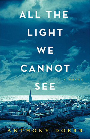 All the Light We Cannot See by Anthony Doerr cover