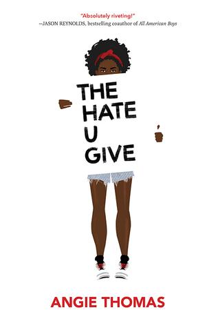 The Hate U Give byAngie Thomascover