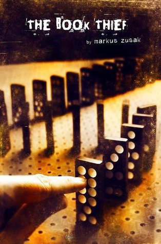The Book Thief byMarkus Zusakcover