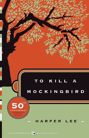 To Kill a Mockingbird byHarper Lee cover