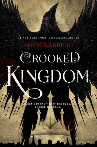 Crooked Kingdom byLeigh Bardugo cover