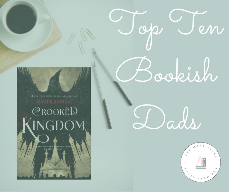 Top Ten Bookish Dads