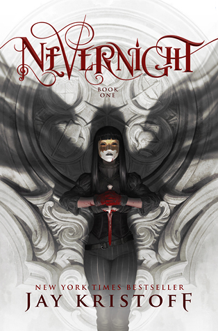 The Nevernight Chronicles by Jay Kristoff cover