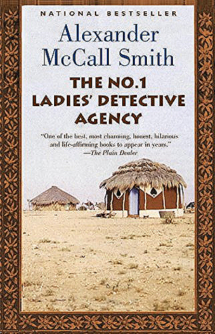 No. 1 Ladies' Detective Agency  by Alexander McCall Smith cover