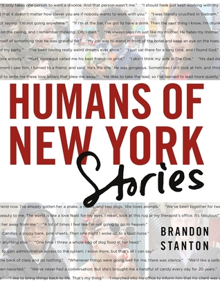 Humans of New York: Stories by Brandon Stanton cover