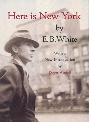 Here Is New York by E.B. White cover