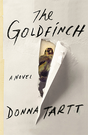 The Goldfinch by Donna Tartt cover