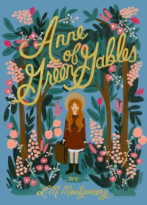 Anne of Green Gables series by L.M. Montgomery cover