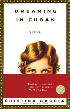 Dreaming in Cuban byCristina García cover