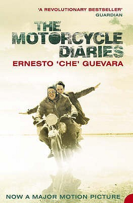 The Motorcycle Diaries byErnesto Che Guevara cover