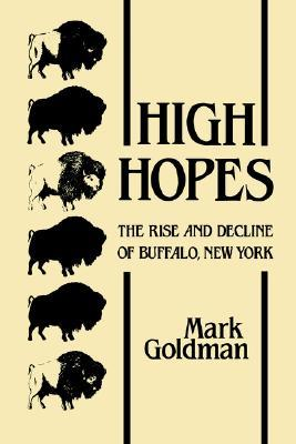 High Hopes: The Rise and Decline of Buffalo, New York by Mark Goldman cover