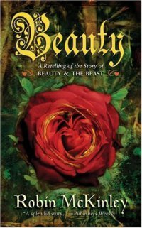 Beauty by Robin McKinley cover