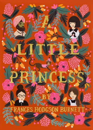 A Little Princess by Frances Hodgson Burnett cover