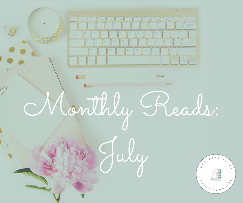 Monthly Reads: July