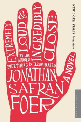 Extremely Loud and Incredibly Close by Jonathan Safran Foer cover