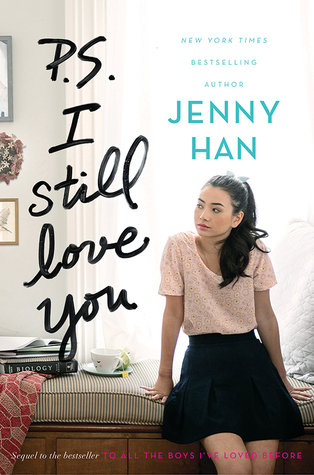 P.S. I Still Love You  by Jenny Han cover