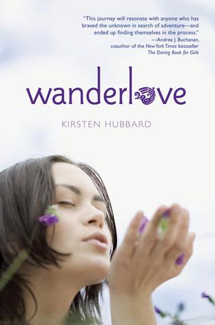 Wanderlove by Kirsten Hubbard cover
