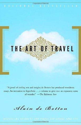 The Art of Travel byAlain de Bottoncover