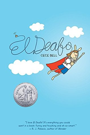 El Deafo byCece Bell cover