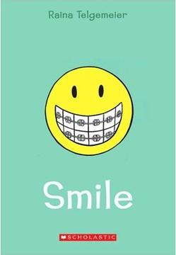 Smile byRaina Telgemeiercover