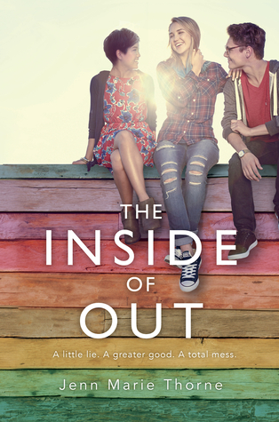 The Inside of Out by Jenn Marie Thorne cover